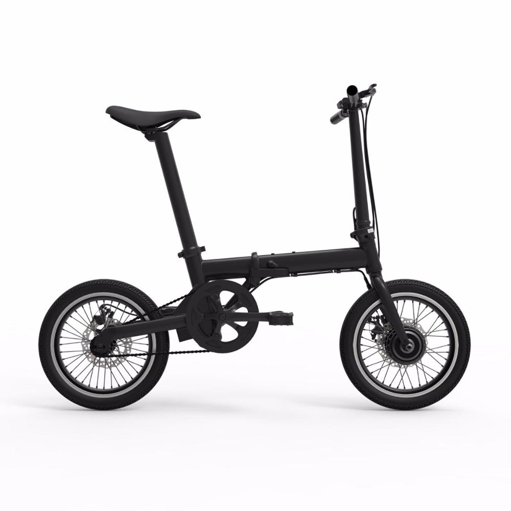 Folding Electric Bike Bicycle Ebike 16 Inch 36V 250W Geared Motor Hidden Battery electric bicycle case 36v lithium ion battery box 36v e bike battery case used for 36v 8a 10a 12a li ion battery pack