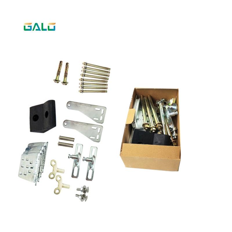 Drahtlose fernbedienung AC110 ~ 240 V Elektrischer Linearantrieb 400kgs Motor System Automatische Drehtorantrieb