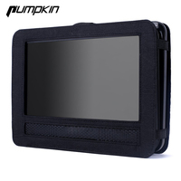 10 Inch Portablecase Holder For DVD Player Car Headrest Mount Strap Protective Cover Car Monitor Case