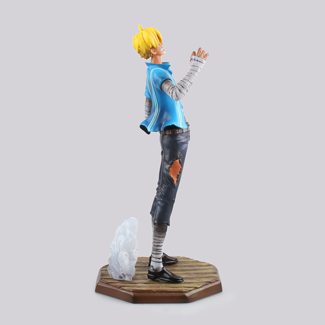 Injured Sanji Action Figure