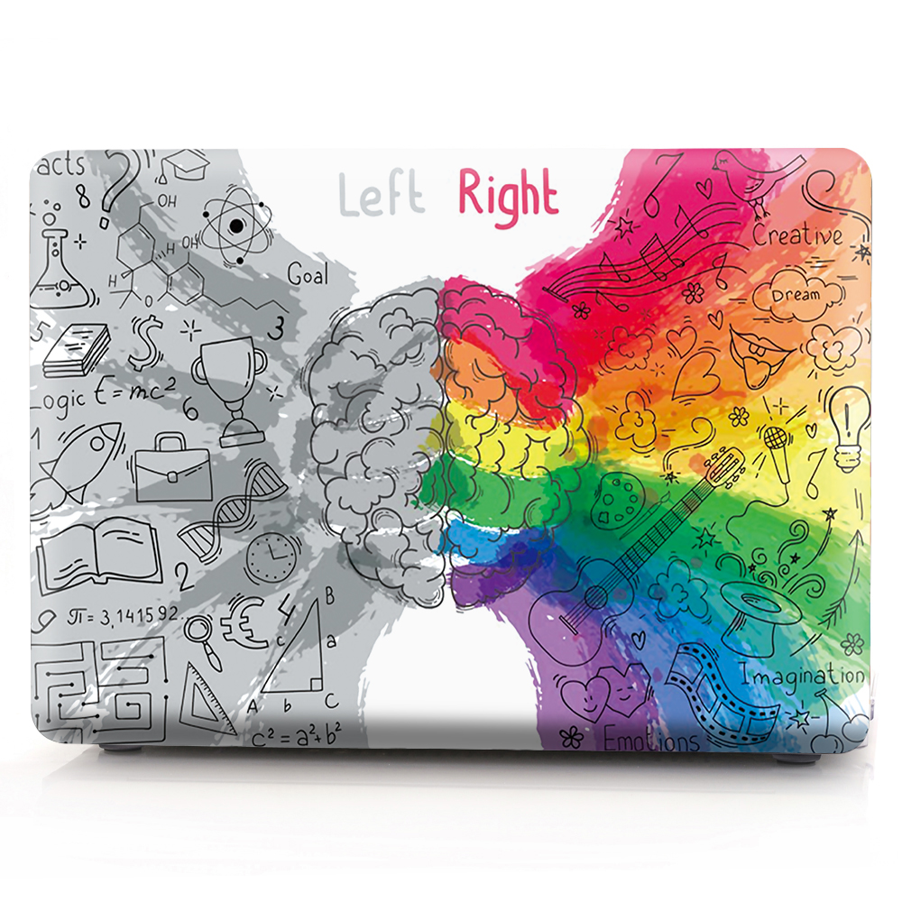Brain Painting Case for MacBook 145