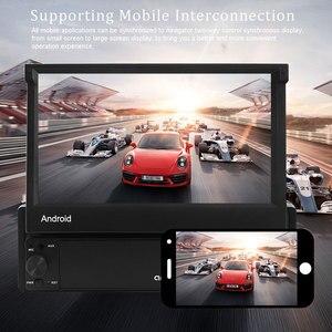 Image 5 - Podofo 1din Android Phát Thanh Xe Hơi Autoradio 1 DIN 7 Cảm Ứng Máy Nghe Nhạc Đa Phương Tiện Dẫn Đường GPS Wifi Tự Động MP5 USB Bluetooth