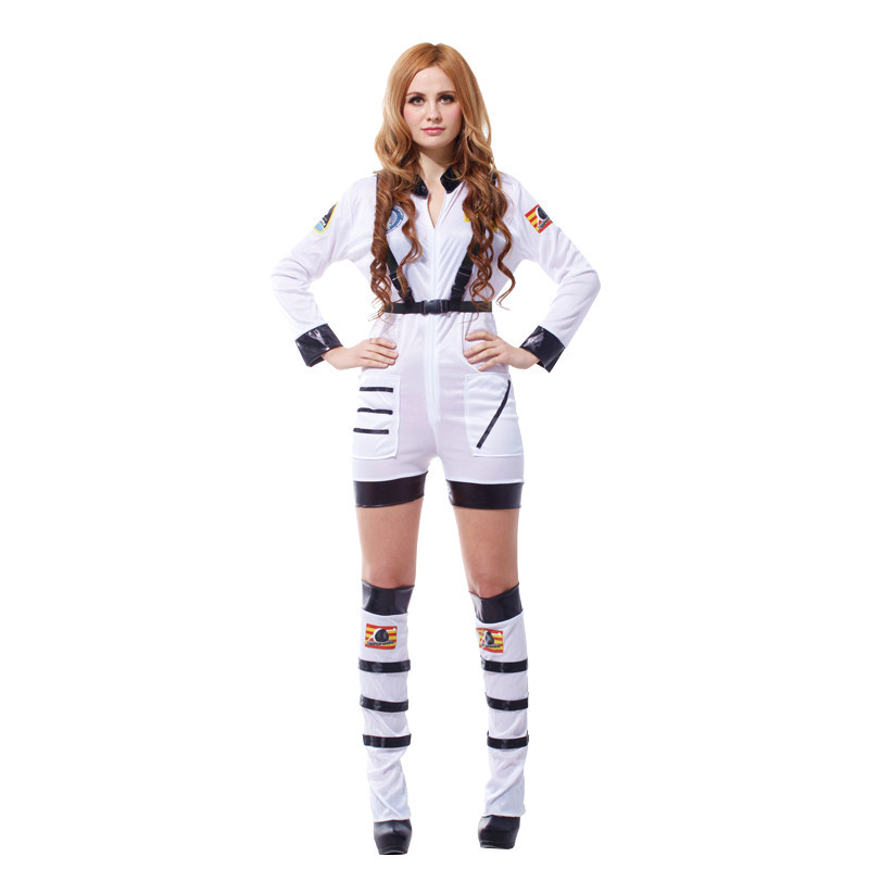 Astronaut Costume Halloween Police Costumes For Women Police Uniform Prisoner Costume Fireman Halloween Costumes For Women