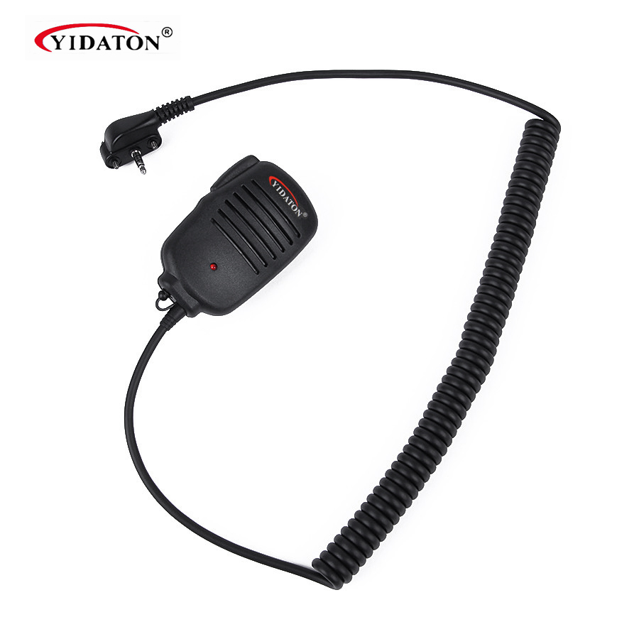 Högtalarmikrofon för Vertex Standard VX210 VX221 VX230 VX231 VX298 VX300 VX350 VX351 VX354 VX400 VX410 Bärbara 2-vägsradioer