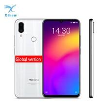 """הגלובלי גרסה Meizu הערה 9 4GB RAM 64GB ROM SmartPhone Snapdragon 675 6.2 """"HD מלא מסך כפולה מצלמה אמיתית"""
