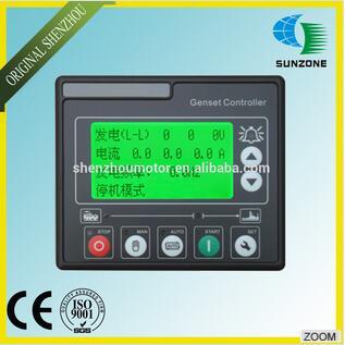 Generator Spare Parts Controller HGM410 elt6500cx circuit breaker generator spare parts