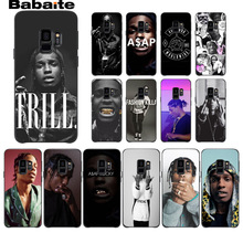A$AP Asap Rocky Lord Flacko Painted Phone Accessories Case For Samsung Galaxy s9 s8 plus note 8 note9 s7 s6edge Cover Babaite