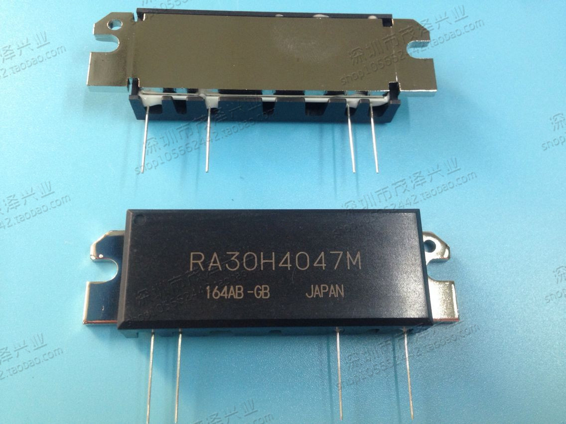 цена на 1pcs/lot RA30H4047M ic transistor module new original free shipping best quality