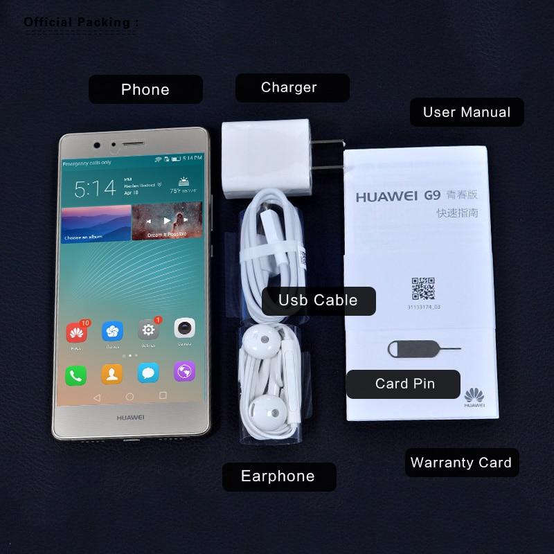 Global Firmware 5 2'' Huawei P9 lite 2017 LTE Smartphone Kirin 650 Octa  Core Dual SIM 3GB RAM Android 6 0 Fingerprint 13MP FM