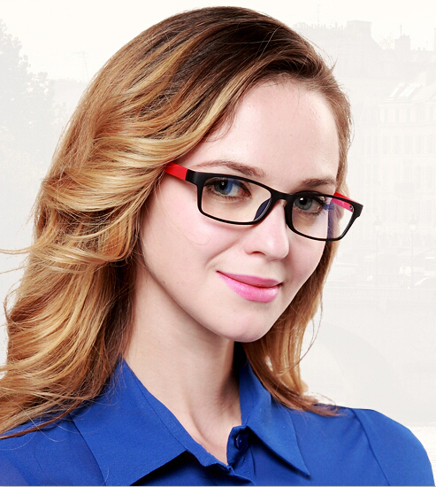 a3281c03e35 Newest eyeglasses 2016 fashion women optical frame glasses men computer eye  glasses full frame Gafas Oculos