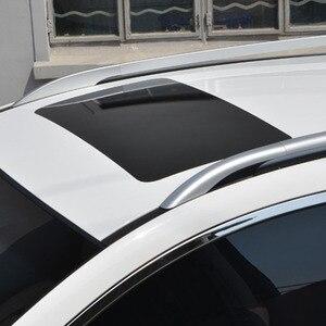 Image 5 - Auto symulacja panoramiczny szyberdach naklejki samochodowe pcv spersonalizowane naklejki wodoodporne akcesoria zewnętrzne naklejki do stylizacji samochodów