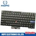 Nuevo y original del teclado del ordenador portátil para lenovo t410 t410s t400s t420s t420 t510 t520 w510 w520 teclado ee. uu.