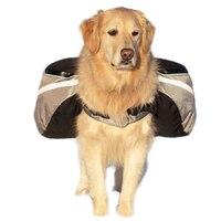 New Pack Dog Bag Saddle Backpack Medium And Large Big Dog Pack Bag For Outdoor Hiking