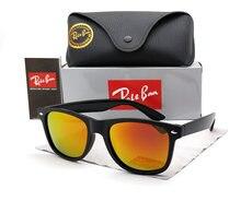Gafas de sol de moda los hombres gafas de sol polarizadas de conducir para  hombres de puntos marco negro gafas de sol UV400 rayo. cca28bf41e0f
