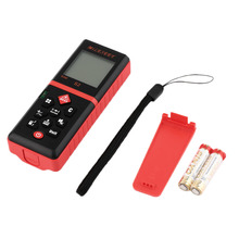 Cheaper Camping Hunting Laser Distance Meter Ultrasonic Beam Pointer Digital LCD Tape Measure Range Laser distance Multi Function Tool