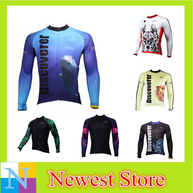 2016 Summer style IL PALADINO Sportswear long Sleeve for best sales cycling  clothing cycling jerseys e0f1d6123