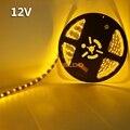 Âmbar/Amarelo 12 V 500 cm 3528/1210 SMD LED Strip Lâmpada Luz 300 Leds # FD-900