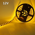 Amber/Yellow 12V 500cm 3528/1210 SMD LED Strip Light Lamp 300 Leds #FD-900