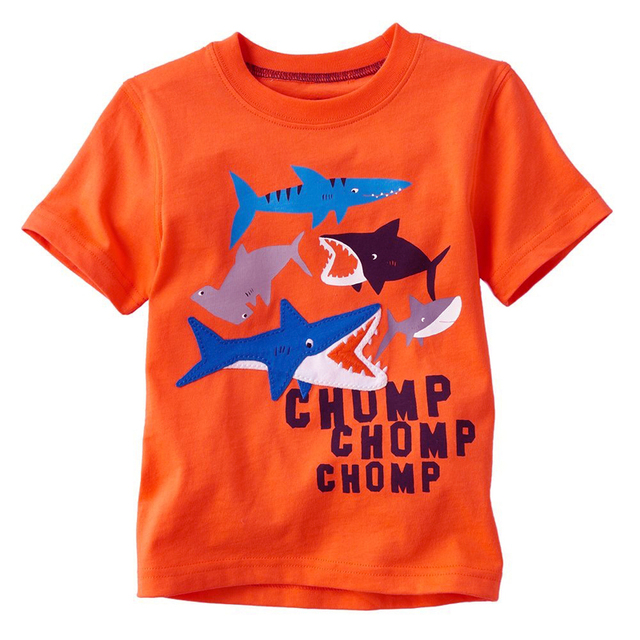 a2abfb711f62 Summer 18 Months 6T Baby Boys Girls T Shirt Children s Clothing Cute ...