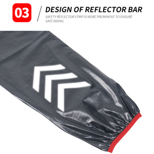 Image 5 - X TIGER Waterproof Cycling Rain Pants Quick Dry MTB Bike Cycling Outdoor Sports Multi use Running Hiking Camping Fishing Biking