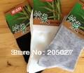 Grande venda! Freeshipping fibra de bambu meias homens cor : branco e preto cinza fit 38 42