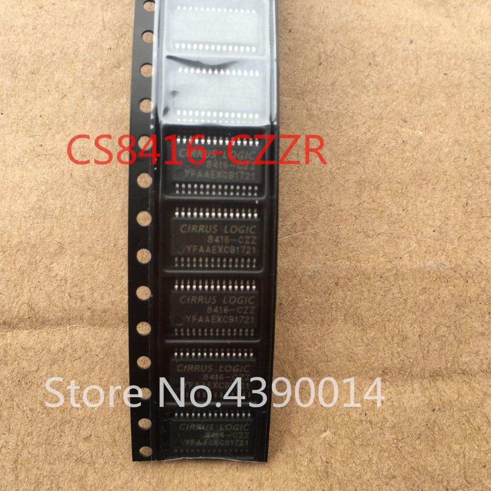 50pcs/lot 100% NEW 8416-CZZR CS8416-CZZR TSSOP28 50pcs lot 2sb772 b772 sot 89 100