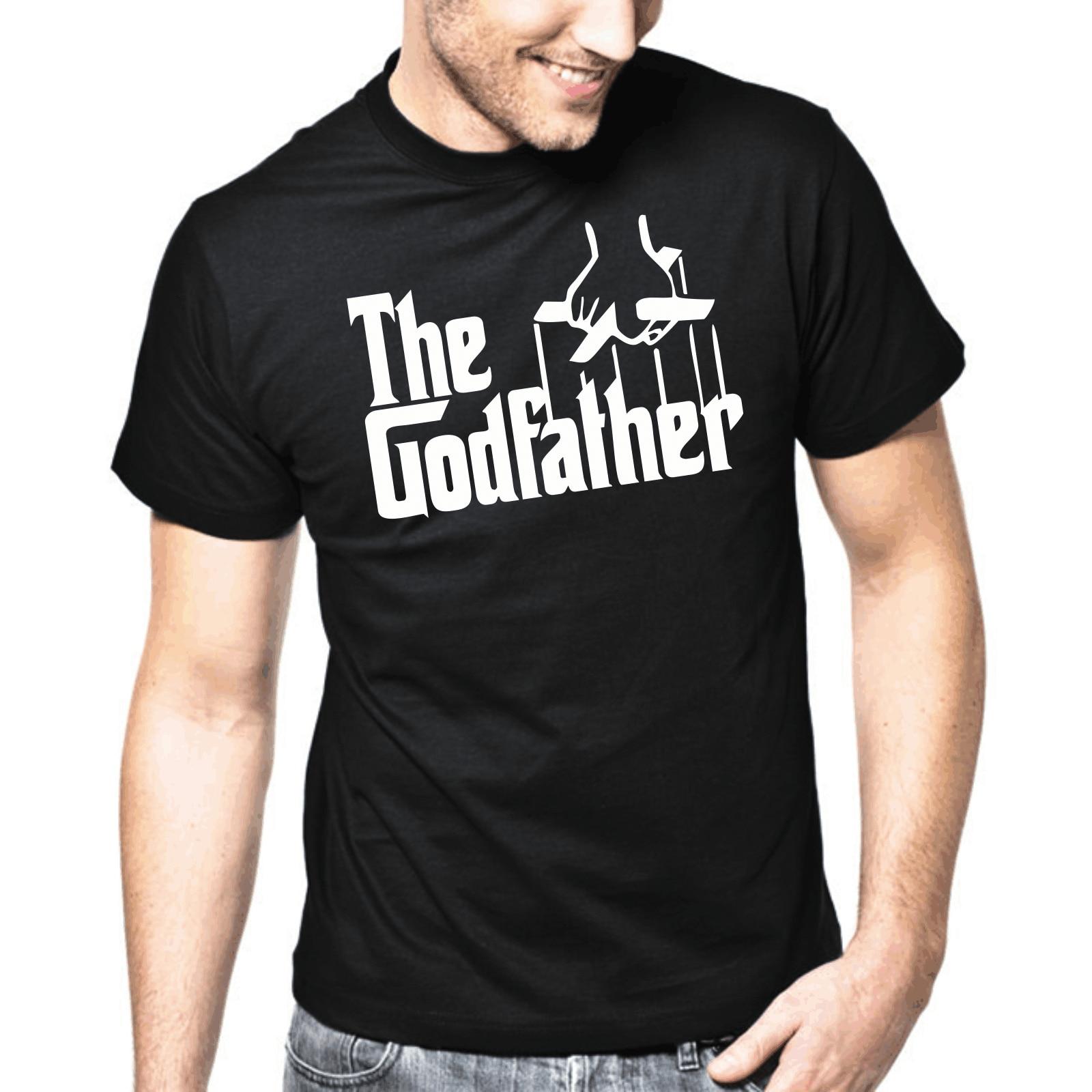 The Godfather  Der Pate  Mafia  Movie  Kult  Retro  Italia  S-3XL T-Shirt MenS T Shirt 2018 Newest