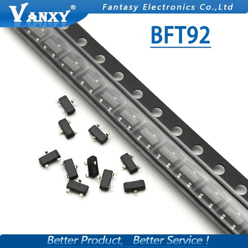 100pcs BFT92 SOT-23 BFT92 SOT23