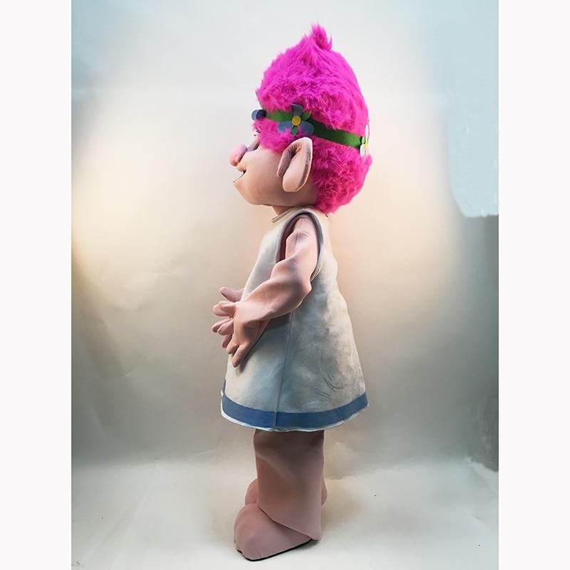 Nieuw Heet Mascottekostuum -Trolls-Complete Adult Outfit - Mascot - Carnavalskostuums - Foto 3