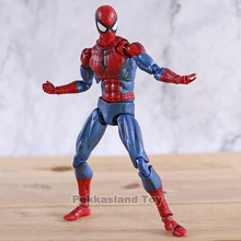 MAFEX No.075 Spiderman Comic Ver. Marvel The Amazing Spider