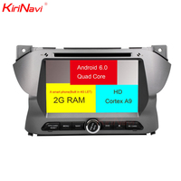 KiriNavi Octa core 4G LET android 7 touch screen car radio gps for Suzuki Alto Celerio mp3 2009 2013 support 4K Video 4G