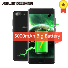 ASUS Zenfone 4 max plus X015D 5000 mAh Big Battery Dual Back Cameras Octa Core MT6750 Android 7.0 3GB RAM 32GB ROM 5.5″Cellphone