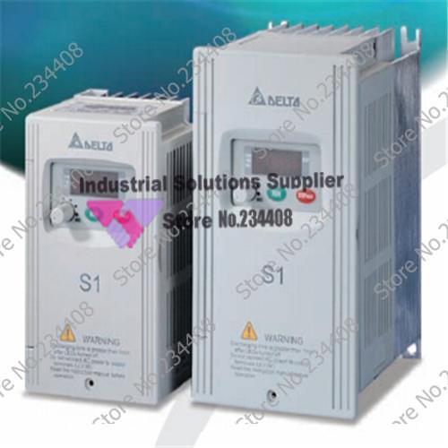 все цены на 1PH Input 3PH Output Delta The S Series Frequency Converter VFD002S21A-A 200W 0.2KW 0.25HP New Original онлайн