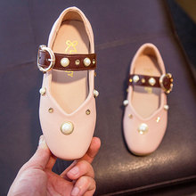 shoes for girls children leather shoes,autumn casual sneakers baby girls,cheaper and fashion flats EUR 26-36