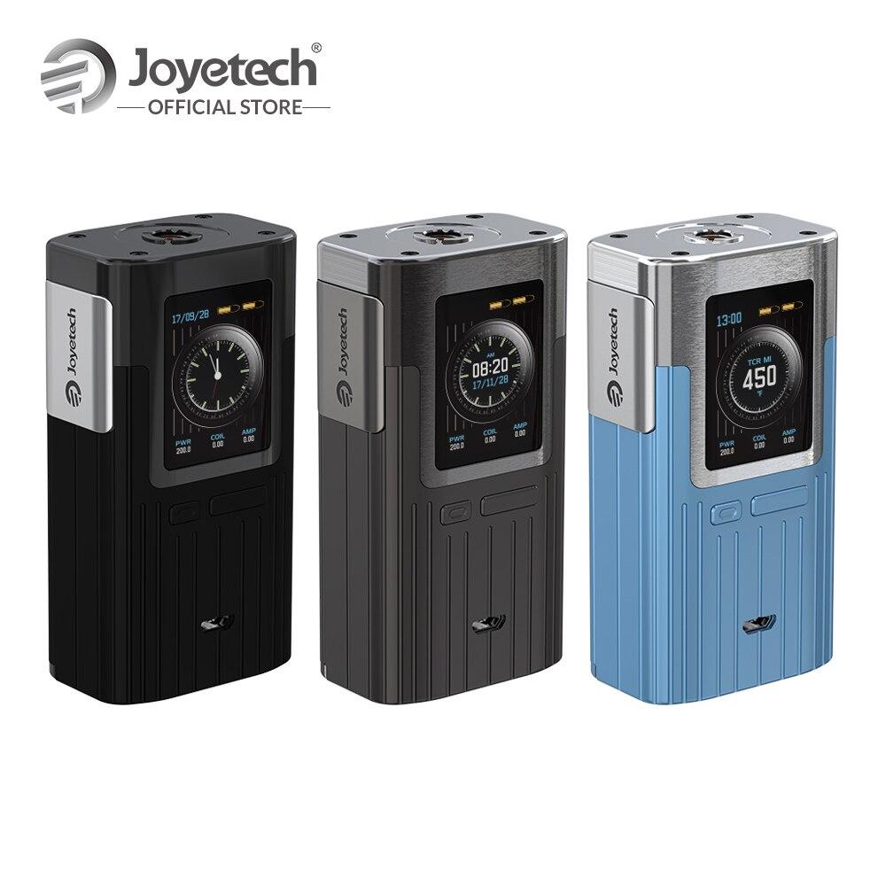 Boîte d'origine Joyetech ESPION Mod utilisé puissance/TC/TCR/RTC Mode 200w puissance de sortie Cigarette électronique-in Cigarette électronique Mods from Electronique    1