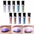 11 Colors Shining Bronzer Gold Eye Shadow Professional Cosmetics Eyeshadow Shimmer Glitter Shining Makeup maquiagem Y3