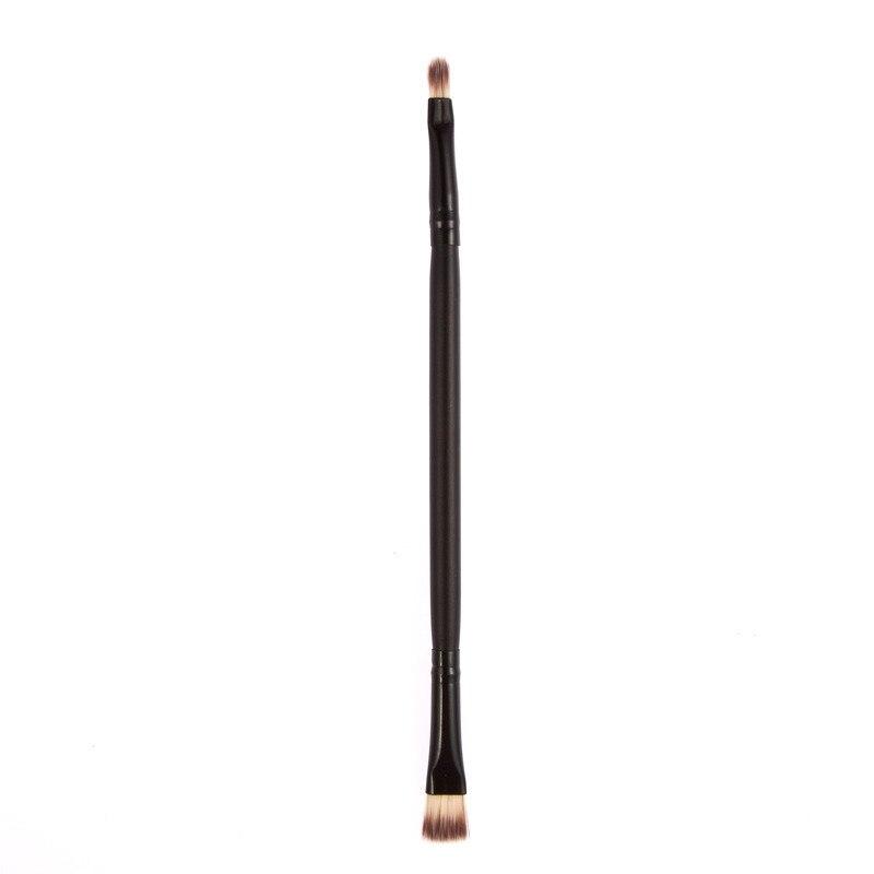 Multifunctional Pro Makeup Brush Double Sided Eye Shadow hair Brushes Foundation Eyshadow Blusher Powder Blending brush Cosmetic