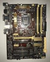 Используется, для Asus Z87-A оригинальная б/у настольная материнская плата Z87 Socket LGA 1150 i7 i5 i3 DDR3 32G SATA3 USB3.0 ATX