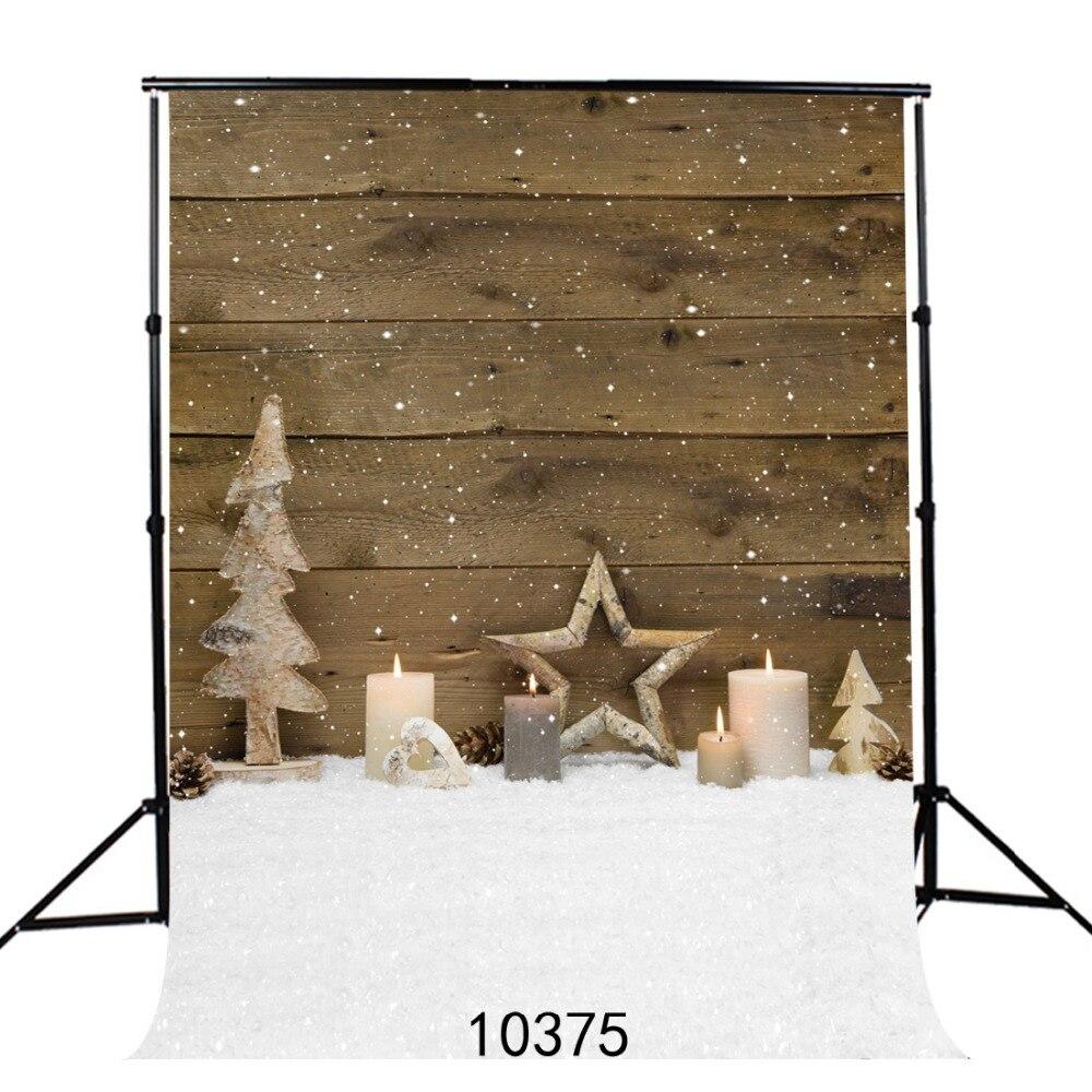 Christmas wood children photography background  Candle star Background photograph Backgrounds for photo studio Foto background