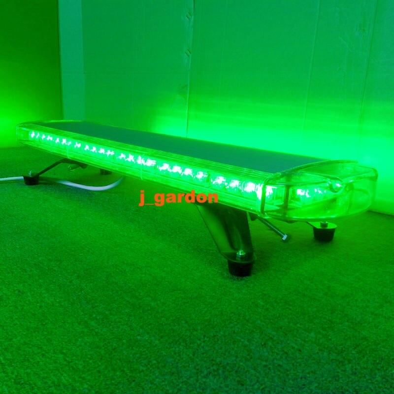 "VSLED 12V 24V 29.5""Inch 56 LED Emergency Recovery LightBar"
