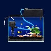 3 In 1 Multifunction Fish Aquarium Filter Filtration Oxygenation Air Water Pump 88