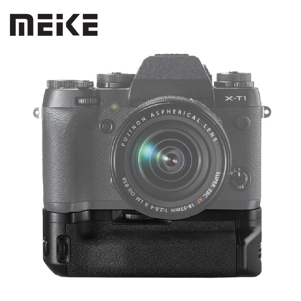 Mcoplus Venidice VD-XT1 Batterie Grip pour Fujifilm Fuji X-T1 avec 2.4G Sans Fil Télécommande comme Meike MK-XT1-pro