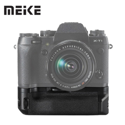 Mcoplus Venidice VD-XT1 Battery Grip for Fujifilm Fuji X-T1  with 2.4G Wireless Remote Control as Meike MK-XT1-pro