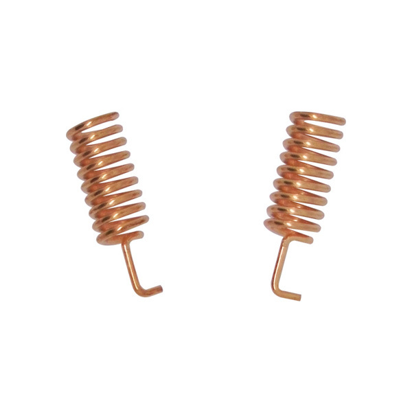 20pcs/lot Helical Antenna SW915-TH12 915MHz 12.5mm Copper Spring Antenna For Wireless RF Module