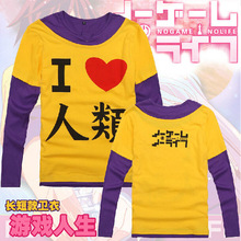 Game Life Costume Men Dress Carnival Cosplay Sweater Outfits New Arrival
