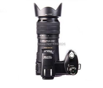 D7200 digital video camera 33 million pixel camera digital Professional  camera 24X optical zoom  camera plus LED headlamps free 1
