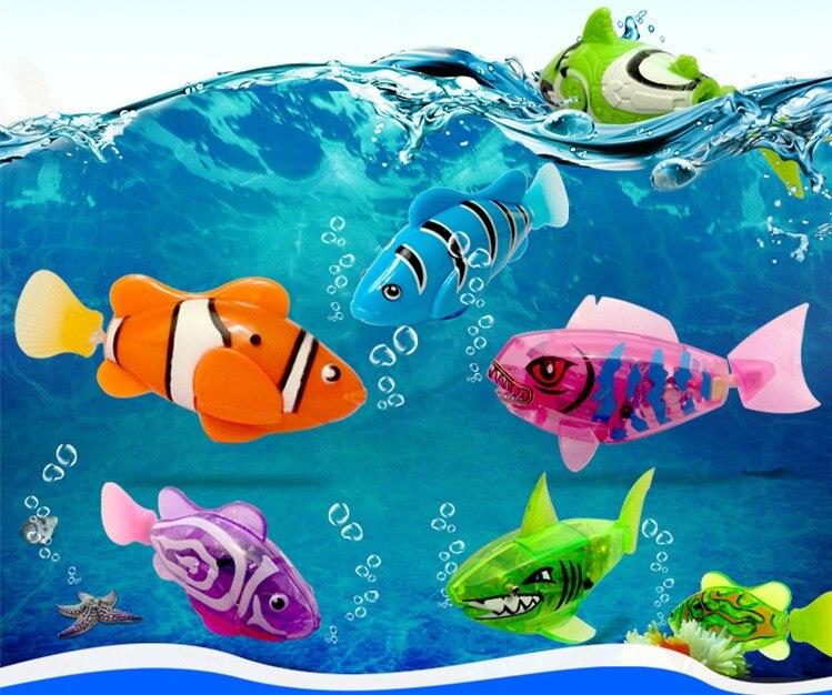 Online buy wholesale robo fish from china robo fish for Robo fish tank