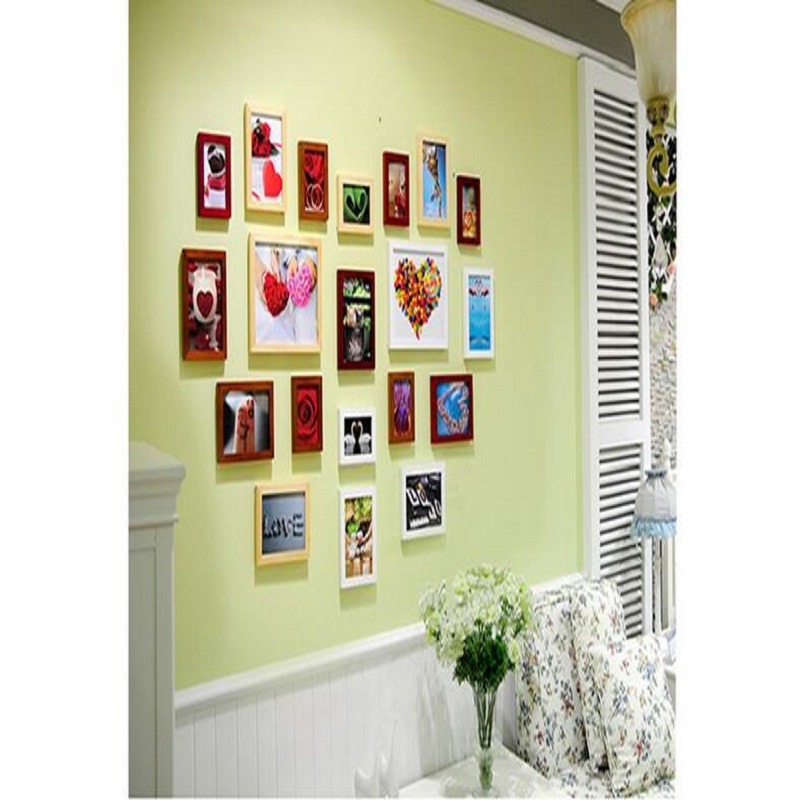 High Quality 100Pcs/Set Photo Frame Photo Wall Hangs A Picture Clasps Solid Wall Nail Contact Non-trace Nail Hooks 18 wedding photo frame wall paintings trace hook nail real invisible