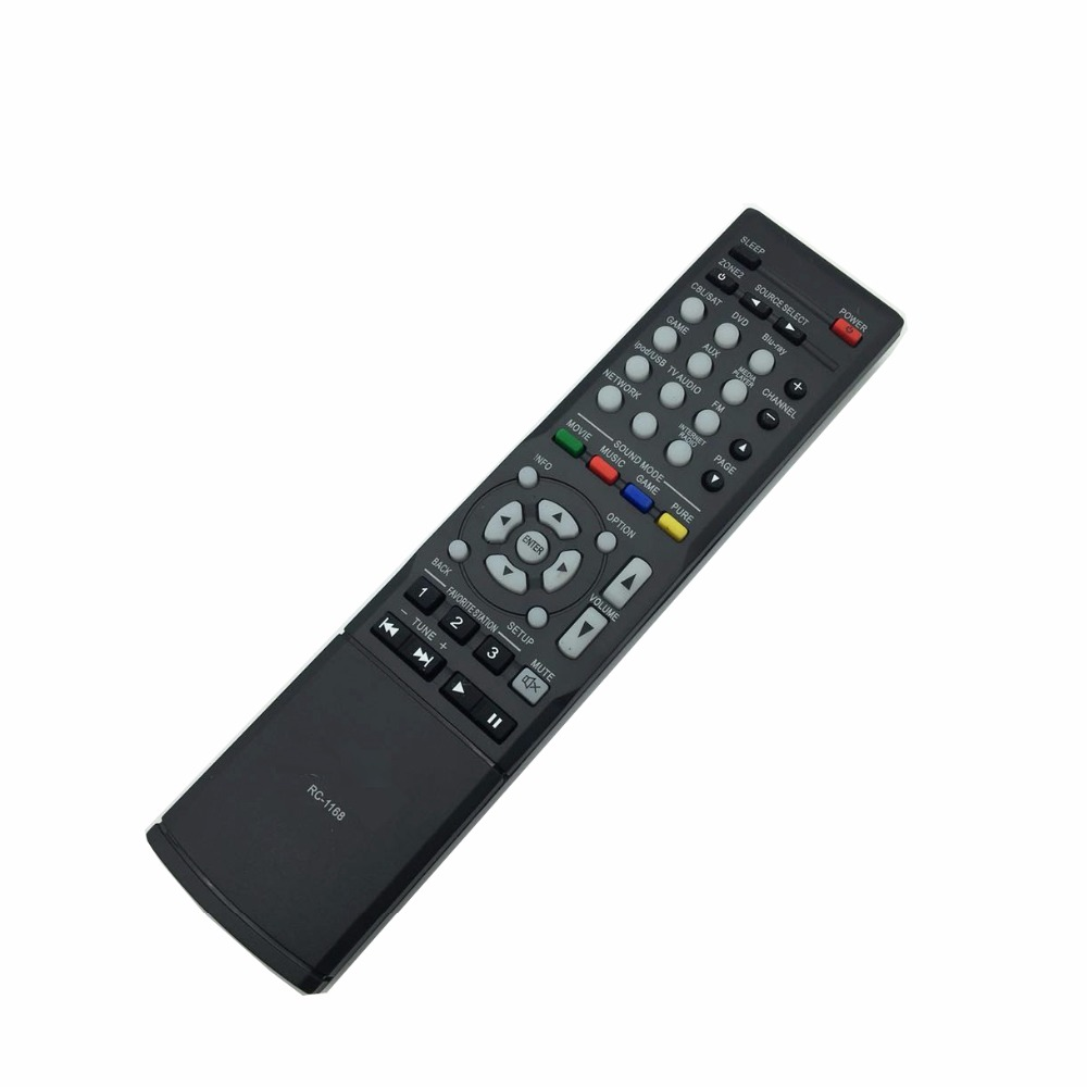 Remote Control For DENON RC 1169 RC 1181 RC 1168 AVR 1513 AVR 1612 AV  Receiver-in Remote Controls from Consumer Electronics on Aliexpress.com |  Alibaba ...