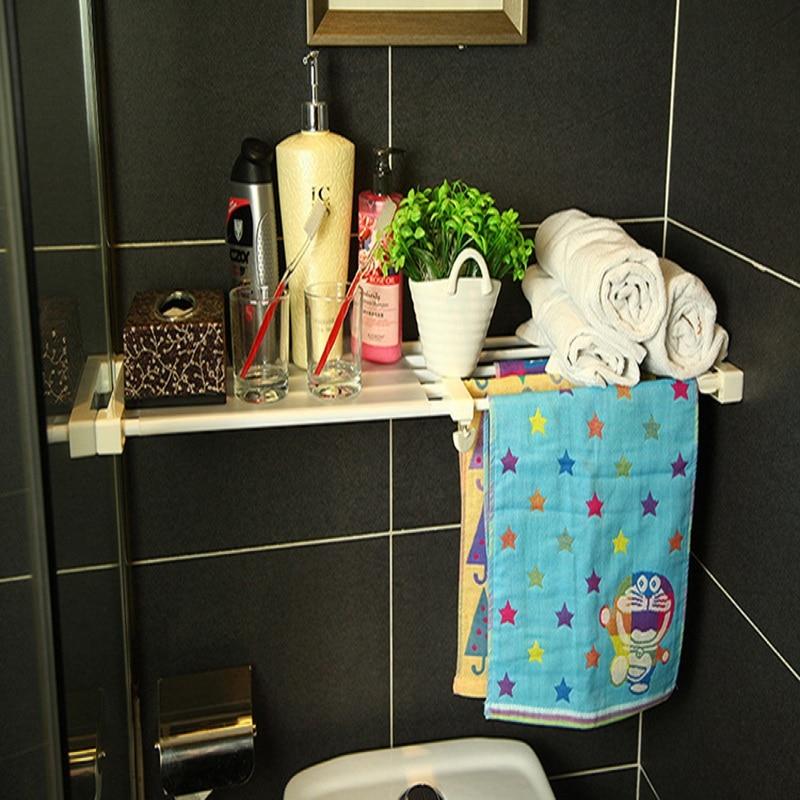 New Practical Nail Free Cabinet Wall Shelf Kitchen Organizer ...